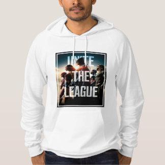 Pull À Capuche La ligue de justice | unissent la ligue