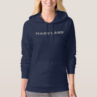 Pull À Capuche Le Maryland