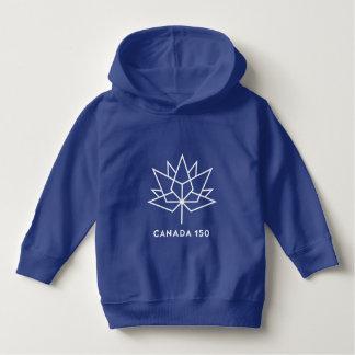 Pull À Capuche Logo du Canada 150