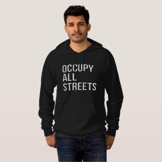 Pull À Capuche Occupez toutes les rues