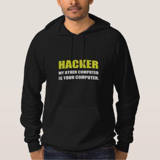 Pull À Capuche Pirate informatique l'autre votre ordinateur