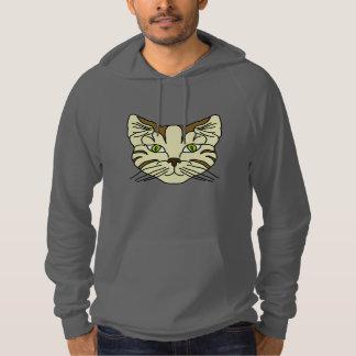 Pull À Capuche Visage de chat
