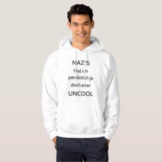 Pull de déclaration nazis UNCOOL Hoodie
