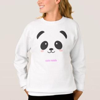Pull Fille 6-8 ans Panda