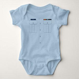 Pullover de bébé de chemise de Trop de la garde