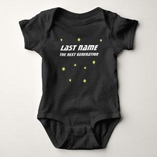 Pullover de bébé de prochaine génération