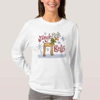 Pullover de Noël de tintements du carillon de
