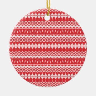 Pullover de Noël * ornement d'arbre de Noël *