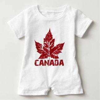 Pullover du Canada de bébé de plante grimpante de