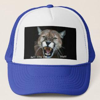 Puma de Snaarling, ISD de ville de Dell, personnel Casquette