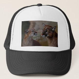 Pumas dans l'amour casquette