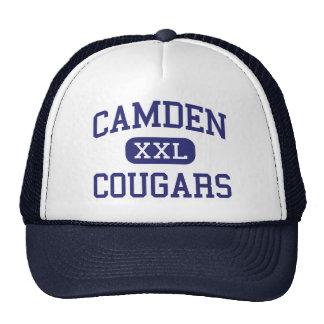 Pumas Kingsland moyen la Géorgie de Camden Casquette De Camionneur