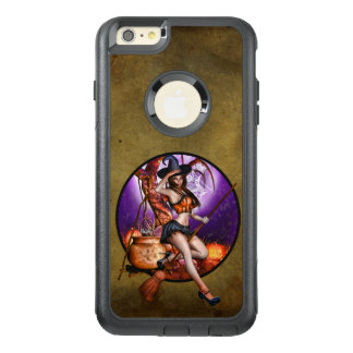 ~Pumpkin Princess~ de Kris E. Pew Coque OtterBox iPhone 6 Et 6s Plus