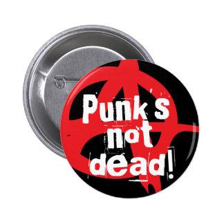 Punk non mort ! badges