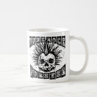 punk rock pour toujours mug