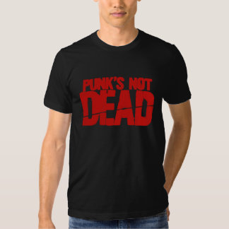 Punks pas complètement t-shirts