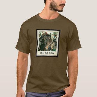 Pur sang 1978 de groupe de Seattle T-shirt