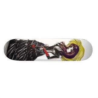 Purrr gothique skateboard