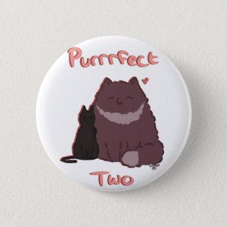 Purrrfect deux badge