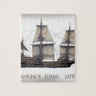 Puzzle 1578 Hinde d'or
