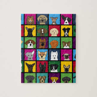 Puzzle 36 dogheads