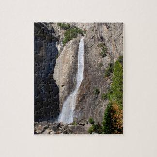 Puzzle Abaissez Yosemite Falls de pont