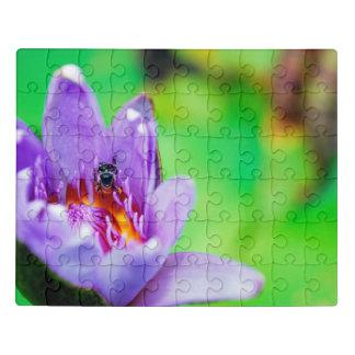 Puzzle Abeille de miel