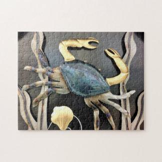 Puzzle Abrégé sur crabe bleu
