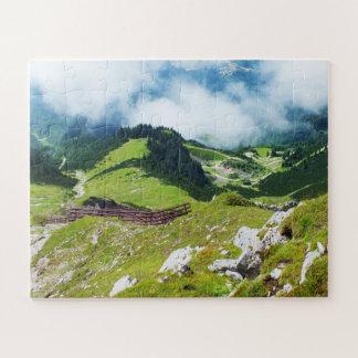 Puzzle Alpes autrichiens