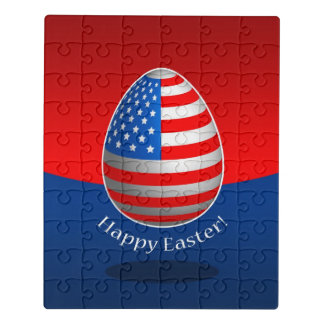 Puzzle Américain Pâques