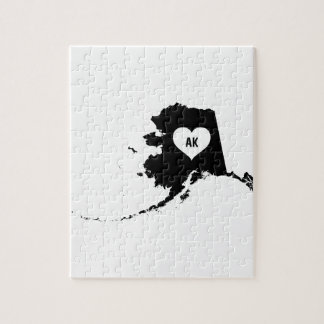 Puzzle Amour de l'Alaska