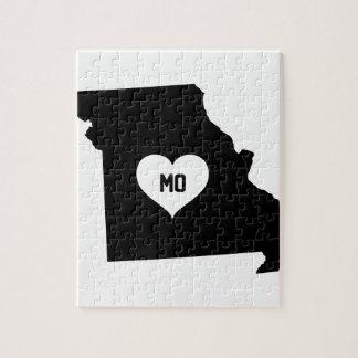 Puzzle Amour du Missouri