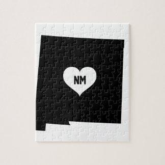 Puzzle Amour du Nouveau Mexique