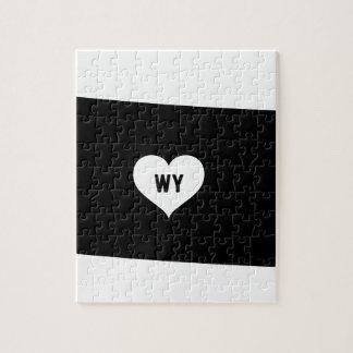 Puzzle Amour du Wyoming
