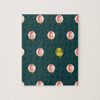 Puzzle Ampoules de tulipe