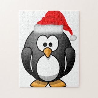 Puzzle amusement mignon de pingouin