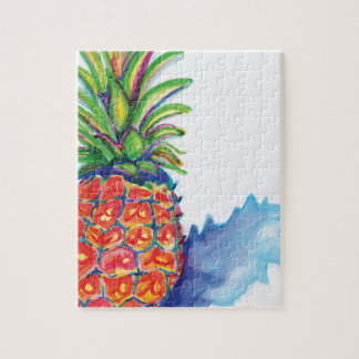 Puzzle Ananas tropical