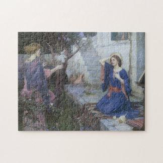 Puzzle Annonce par le château d'eau de JW, beaux-arts