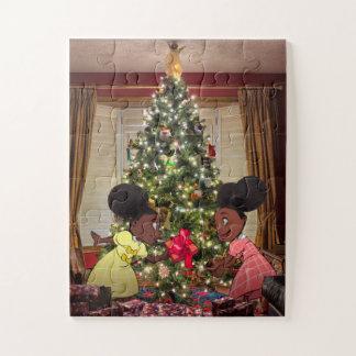 Puzzle Arbre de Noël