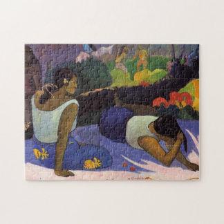 Puzzle Arearea aucun Varua Ino - Paul Gauguin