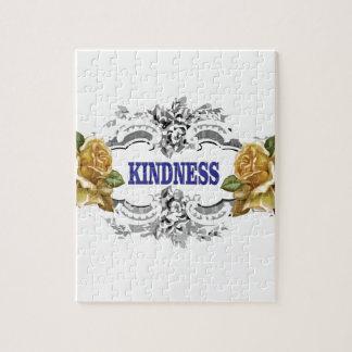 Puzzle art de gentillesse