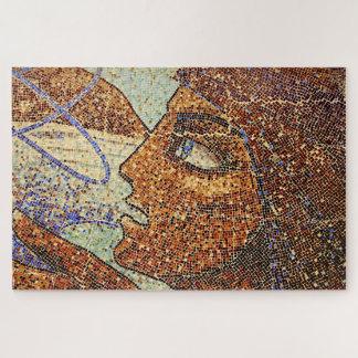 Puzzle Art de mur de mosaïque