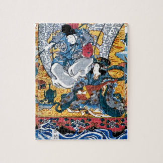 Puzzle Art d'Ukiyoe de Japonais (utagawa de kunisada)