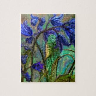 Puzzle Art floral