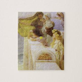 Puzzle Au berceau de l'Aphrodite par monsieur Lawrence