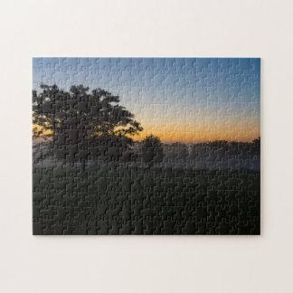 Puzzle Aube d'Ozarks août