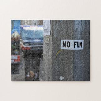 Puzzle AUCUNE photographie urbaine New York NY de