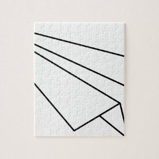 Puzzle Avion de papier