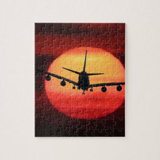 Puzzle Avions Sun