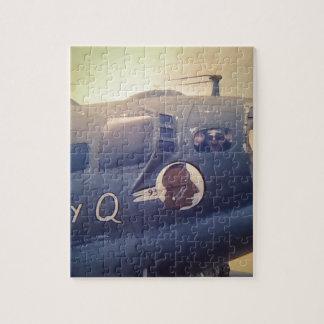 Puzzle B17 bombardier Susy Q